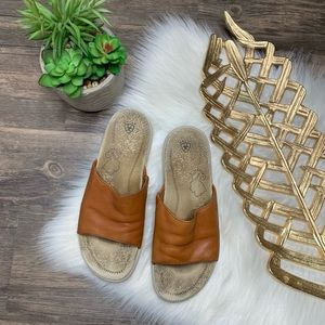 Ariat Leather Slides